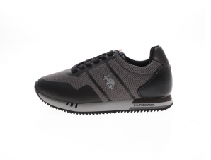 US POLO – Γυναικεία sneakers US POLO AMBRA RUNNING μαύρα