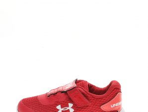 UNDER ARMOUR – Παιδικά αθλητικά παπούτσια UNDER ARMOUR Inf Surge 2 AC κόκκινα