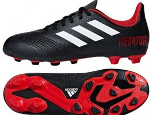 Football boots adidas Predator 18.4 FxG J Jr DB2323