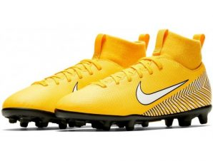 Nike Mercurial Superfly 6 Club Neymar MG Jr AO2888-710 Football Shoes