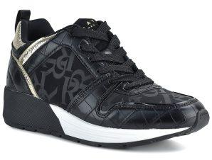 Μαύρο sneaker REPLAY LOWET
